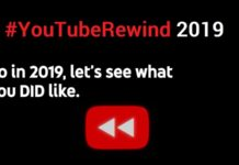YoutubeRewind 2019 Videos