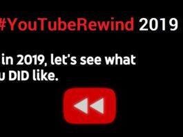 YoutubeRewind 2019 Videos