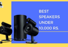 Best Speakers Below 5K in India 2020