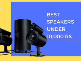 Best Speakers Below 5K in India 2020