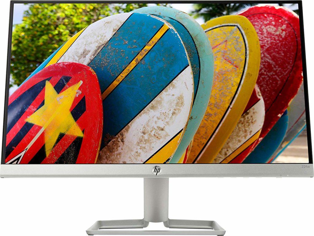 HP 21.5 inch Full HD LED Backlit IPS Panel Monitor