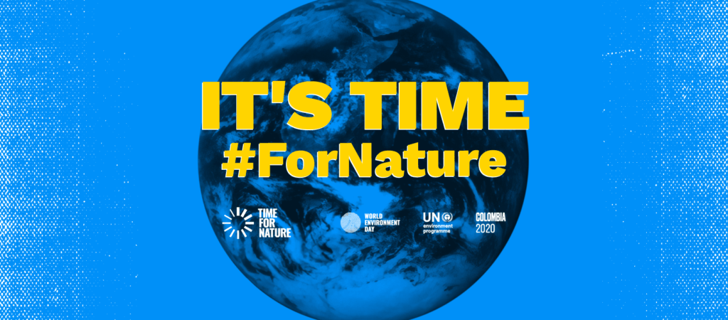 World Environment Day Theme 2020