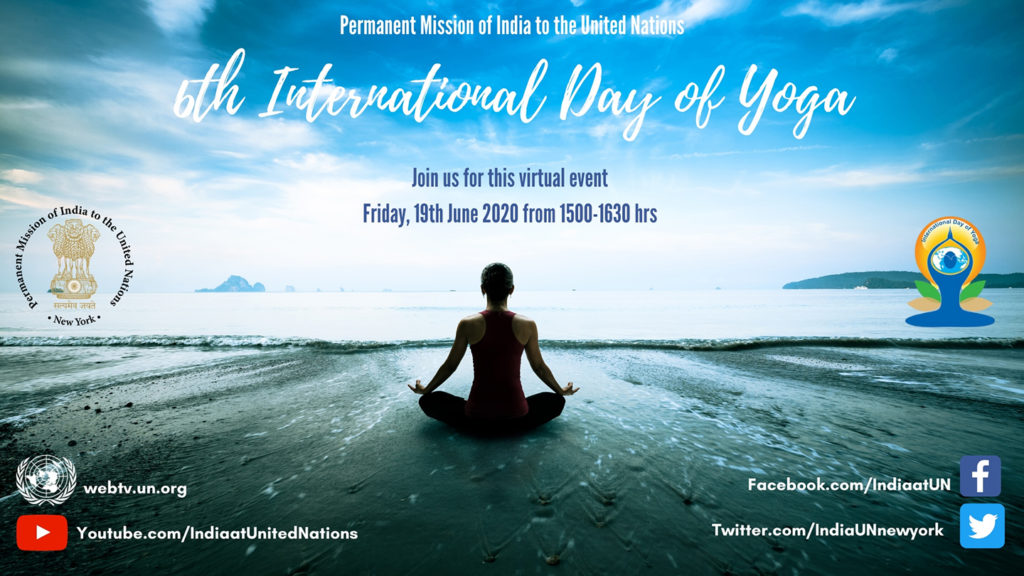 International yoga day theme