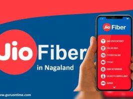 Jio Fiber Nagaland
