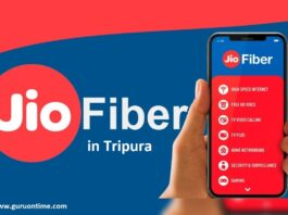 Jio Fiber Tripura